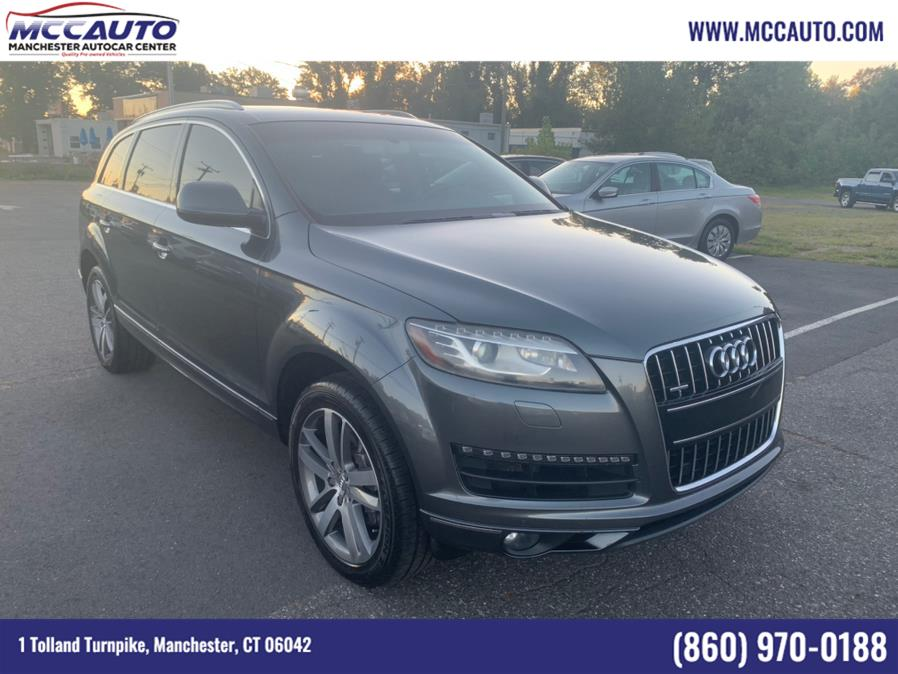 Used 2013 Audi Q7 in Manchester, Connecticut | Manchester Autocar Center. Manchester, Connecticut