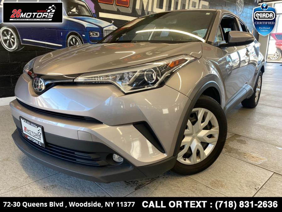 Used Toyota C-HR LE FWD (Natl) 2019 | 26 Motors Queens. Woodside, New York