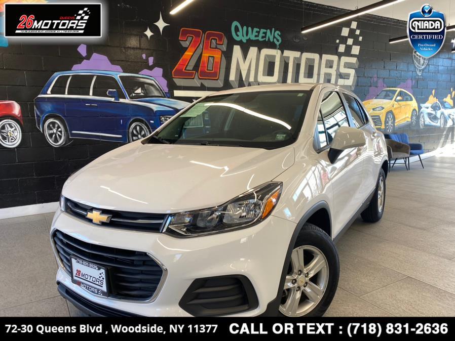 Used Chevrolet Trax FWD 4dr LS 2020   26 Motors Queens. Woodside, New York