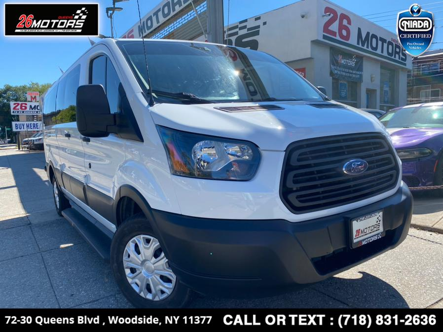 """Used Ford Transit Passenger Wagon T-350 148"""" Low Roof XL Swing-Out RH Dr 2019 