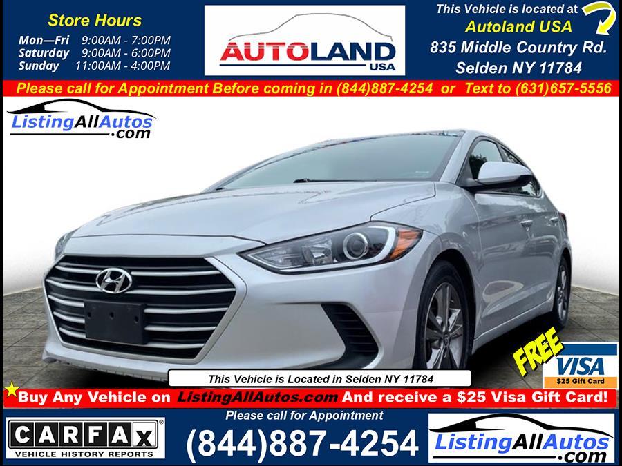 Used Hyundai Elantra  2018   www.ListingAllAutos.com. Patchogue, New York