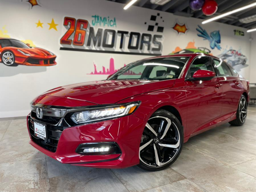 Used 2019 Honda Accord Sport in Hollis, New York | Jamaica 26 Motors. Hollis, New York