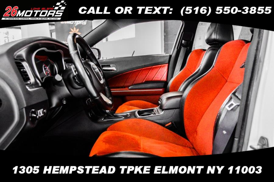 Used Dodge Charger R/T Scat Pack R/T Scat Pack RWD 2018 | 26 Motors Long Island. ELMONT, New York