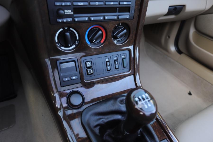 Used BMW Z3 Z3 2dr Roadster 2.5L 1999   Meccanic Shop North Inc. North Salem, New York