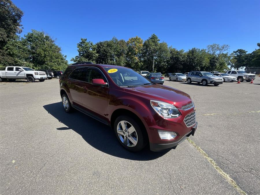 Used 2016 Chevrolet Equinox in Stratford, Connecticut   Wiz Leasing Inc. Stratford, Connecticut