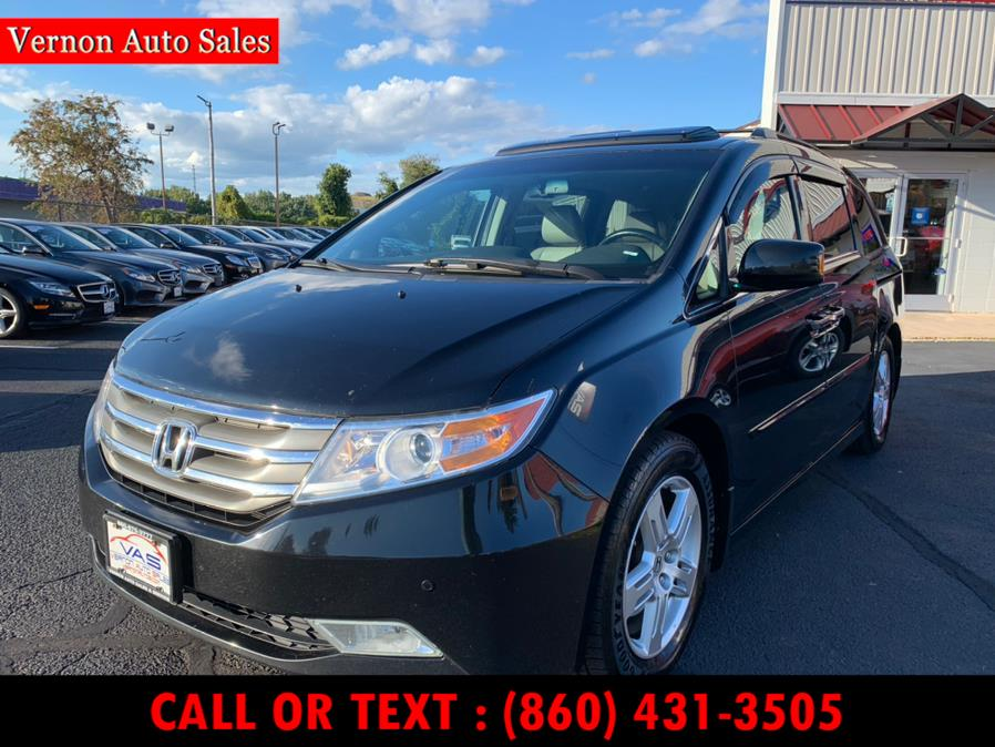Used Honda Odyssey 5dr Touring 2012 | Vernon Auto Sale & Service. Manchester, Connecticut