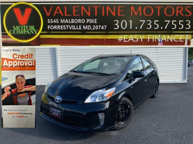 Used Toyota Prius Two 2015 | Valentine Motor Company. Forestville, Maryland