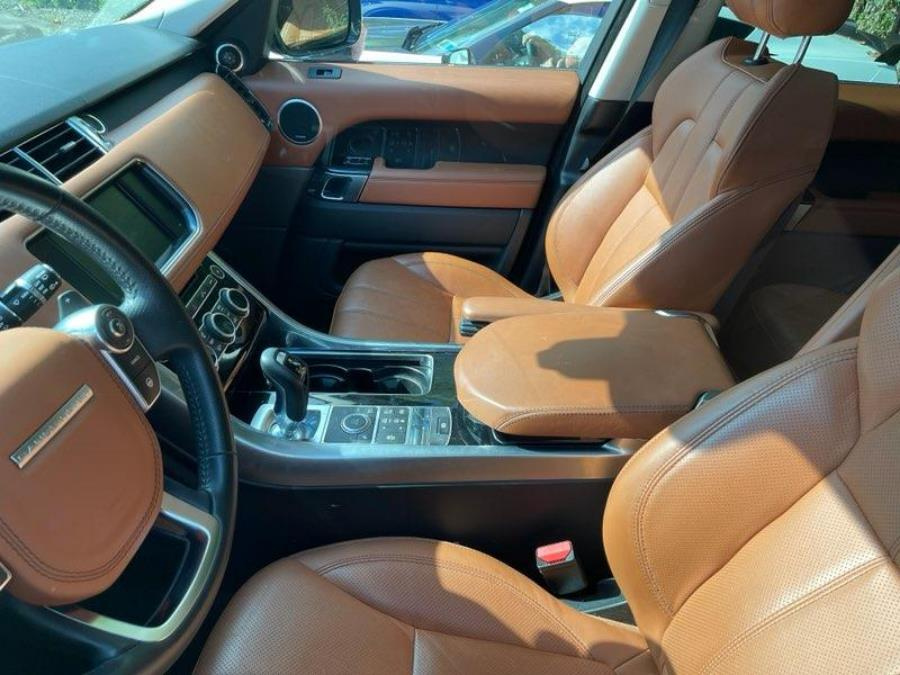 Used Land Rover Range Rover Sport 4WD 4dr Supercharged 2014   Center Motorsports LLC. Shelton, Connecticut