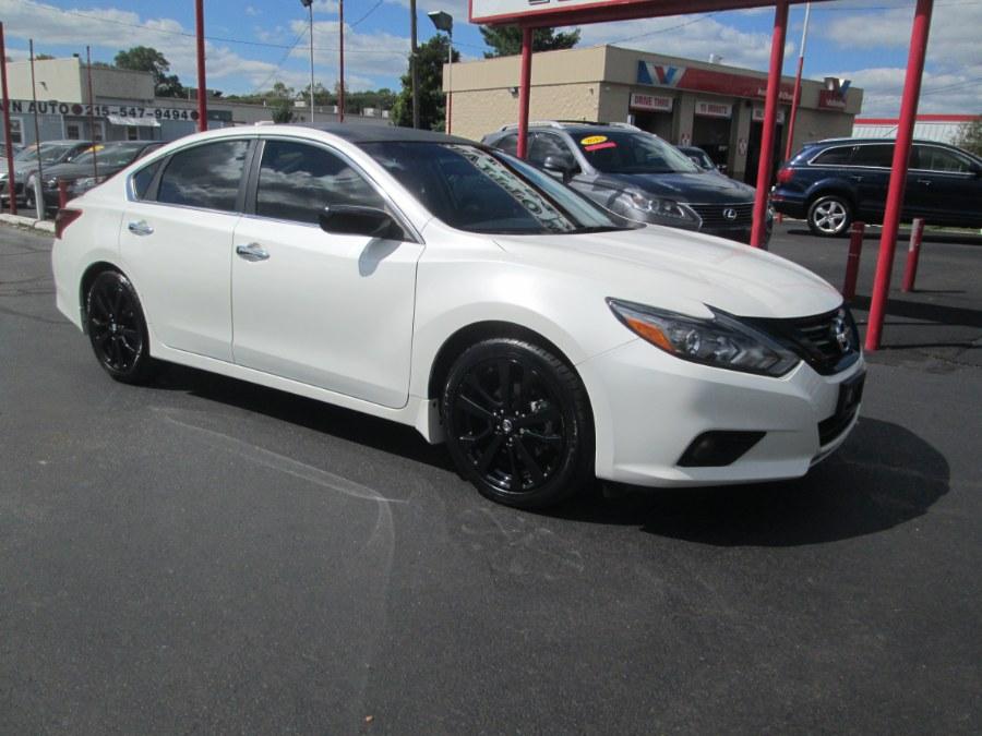 Used 2018 Nissan Altima in Levittown, Pennsylvania | Levittown Auto. Levittown, Pennsylvania