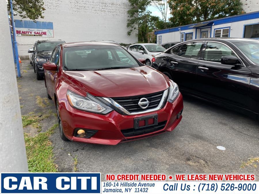 Used Nissan Altima 2.5 S Sedan 2017   Car Citi. Jamaica, New York