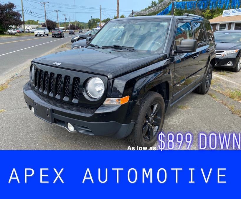 Used Jeep Patriot 4WD 4dr Latitude 2012 | Apex  Automotive. Waterbury, Connecticut