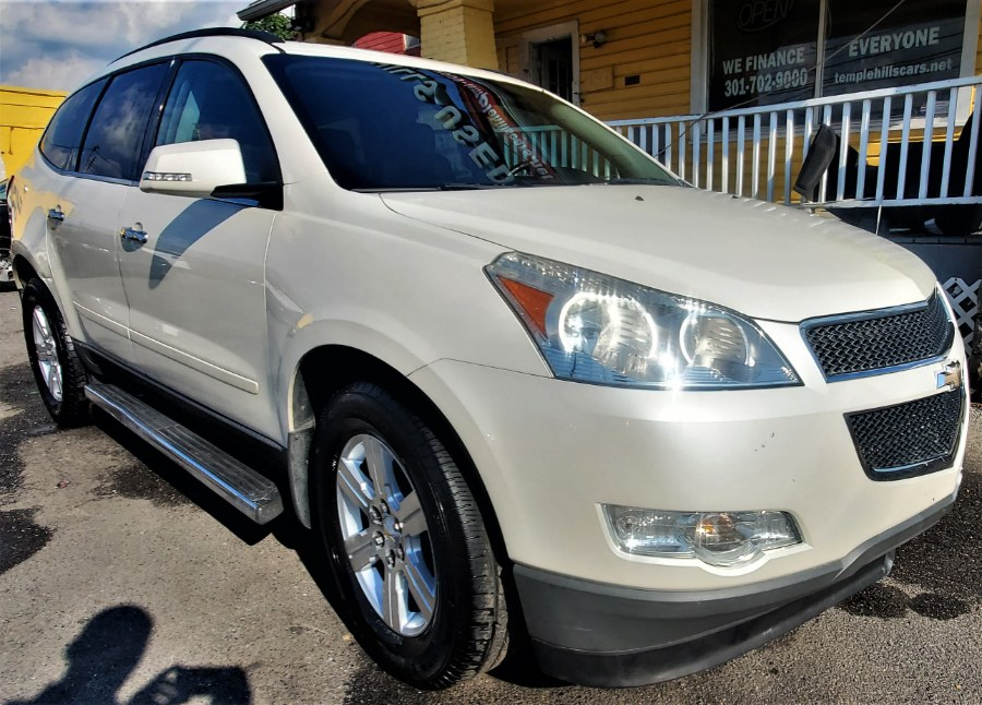 Used 2012 Chevrolet Traverse in Temple Hills, Maryland | Temple Hills Used Car. Temple Hills, Maryland