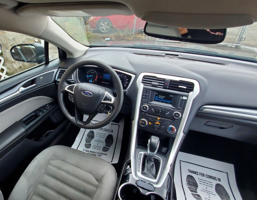 Used Ford Fusion 4dr Sdn S FWD 2015   Temple Hills Used Car. Temple Hills, Maryland