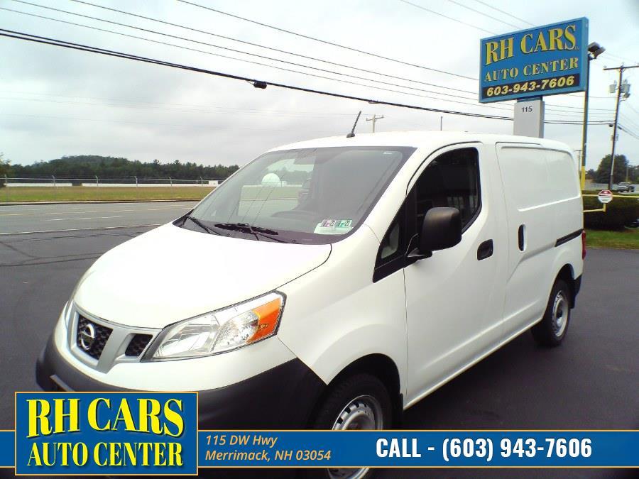 Used 2014 Nissan NV200 in Merrimack, New Hampshire | RH Cars LLC. Merrimack, New Hampshire