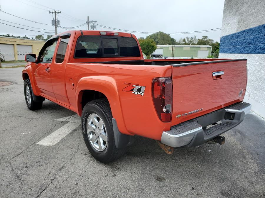 """Used Chevrolet Colorado 4WD Ext Cab 125.9"""" Work Truck 2009 
