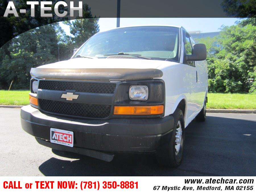 "Used Chevrolet Express Cargo Van RWD 2500 135"" 2012   A-Tech. Medford, Massachusetts"