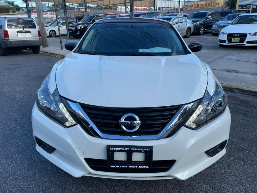 2017 Nissan Altima 2017.5 2.5 SR Sedan, available for sale in Brooklyn, NY