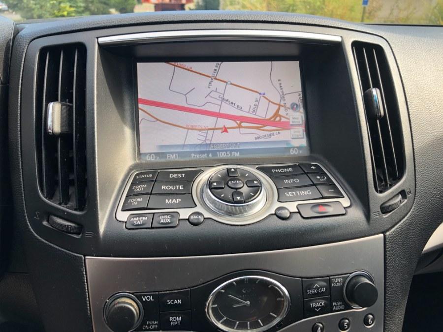 Used INFINITI G37 Sedan 4dr x AWD 2013 | Ledyard Auto Sale LLC. Hartford , Connecticut