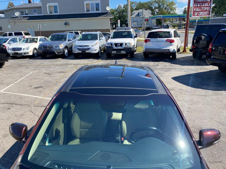 Used Kia Optima 4dr Sdn 2.4L Auto EX 2012   Absolute Motors Inc. Springfield, Massachusetts