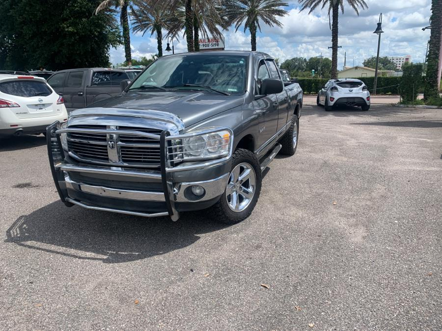 "Used Dodge Ram 1500 4WD Quad Cab 140.5"" ST 2008 | Central florida Auto Trader. Kissimmee, Florida"