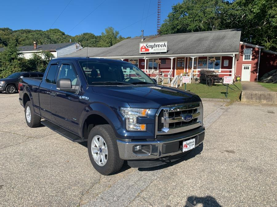 "Used Ford F-150 4WD SuperCab 145"" XLT 2015   Saybrook Auto Barn. Old Saybrook, Connecticut"