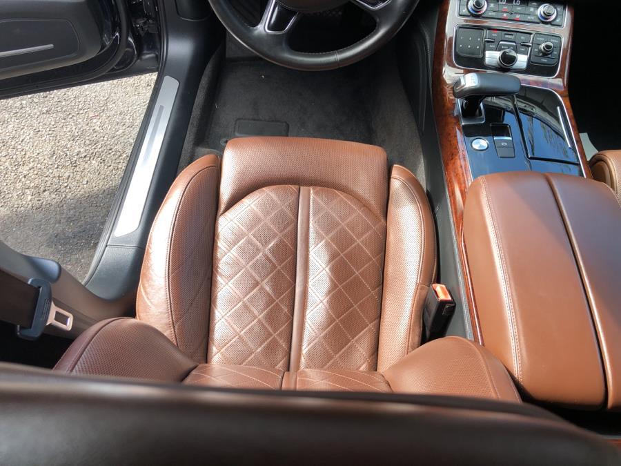 Used Audi A8 L 4dr Sdn 3.0L 2013 | Champion Auto Sales Of The Bronx. Bronx, New York