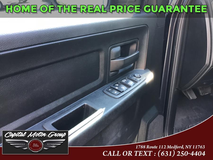 "Used Ram 1500 Classic Express 4x4 Quad Cab 6''4"" Box 2019 | Capital Motor Group Inc. Medford, New York"