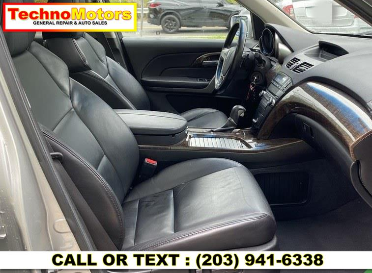 Used Acura MDX AWD 4dr 2012 | Techno Motors . Danbury , Connecticut
