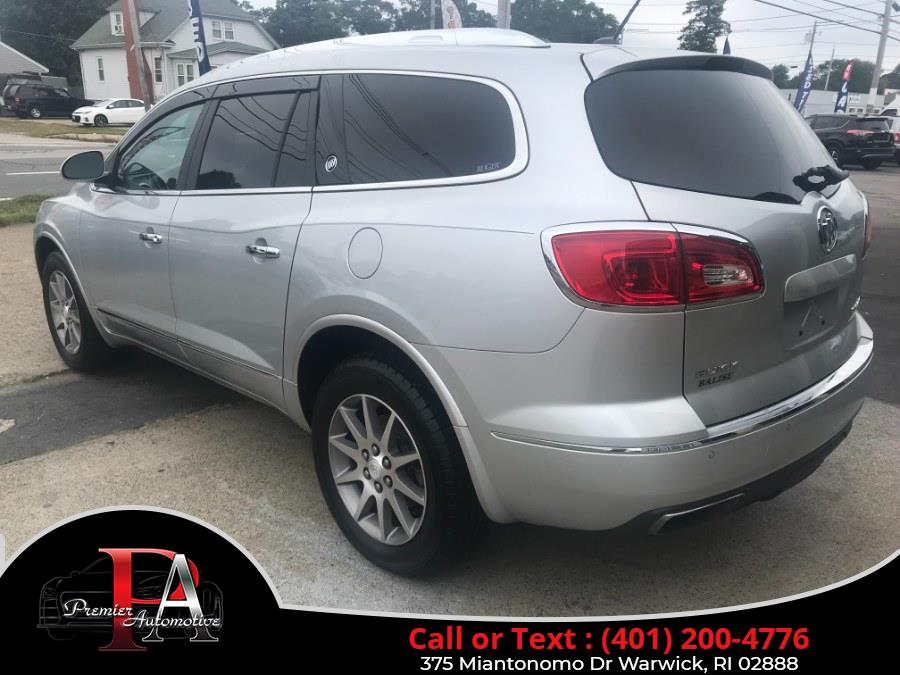 Used Buick Enclave AWD 4dr Leather 2013 | Premier Automotive Sales. Warwick, Rhode Island