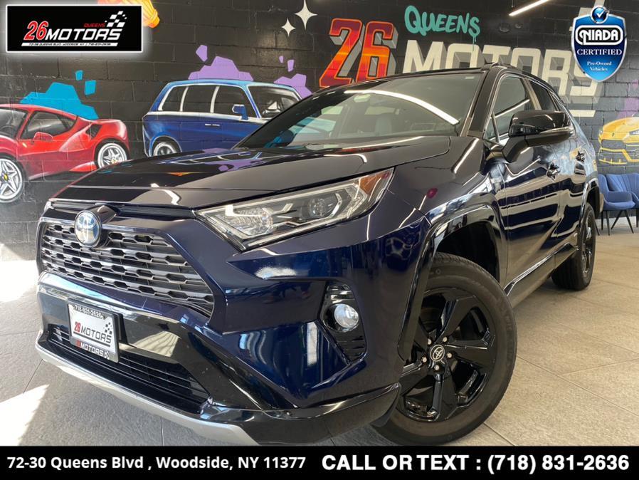 Used Toyota RAV4 Hybrid XSE AWD (Natl) 2020 | 26 Motors Queens. Woodside, New York