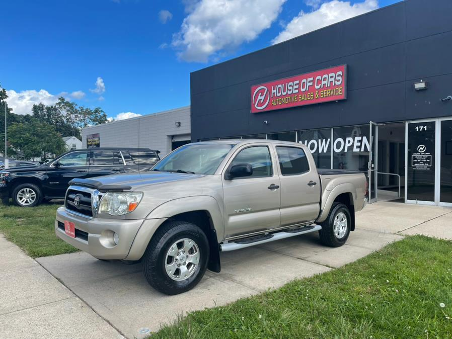 Used Toyota Tacoma 4WD Dbl V6 AT (Natl) 2008 | House of Cars CT. Meriden, Connecticut