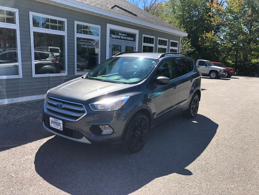 Used Ford Escape SE 4WD 2018 | Searsport Motor Company. Searsport, Maine