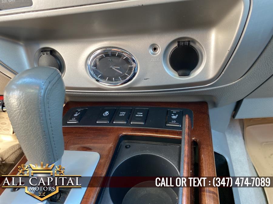 Used Infiniti QX56 4WD 4dr 2010   All Capital Motors. Brooklyn, New York