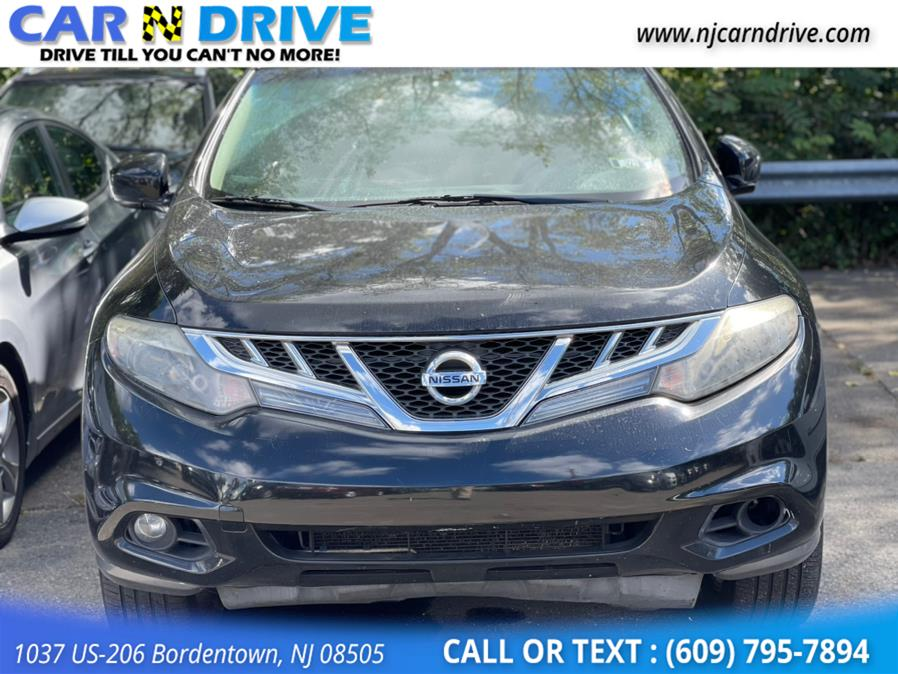 Used Nissan Murano Cross Cabriolet  2011 | Car N Drive. Bordentown, New Jersey