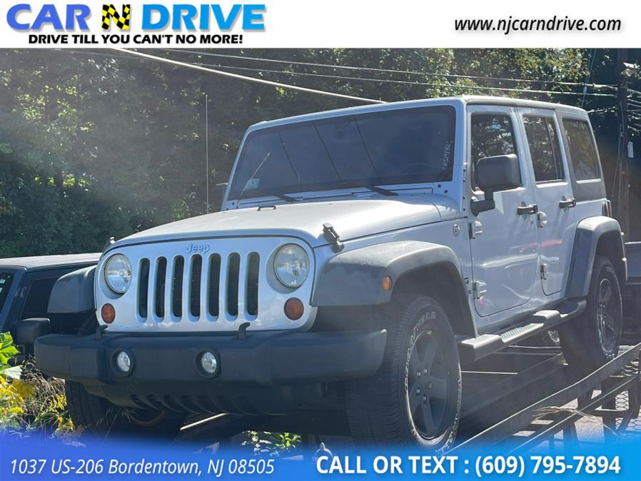 Used Jeep Wrangler Unlimited Sport 4WD 2012   Car N Drive. Bordentown, New Jersey