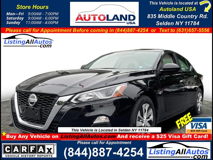 Used Nissan Altima  2020 | www.ListingAllAutos.com. Patchogue, New York