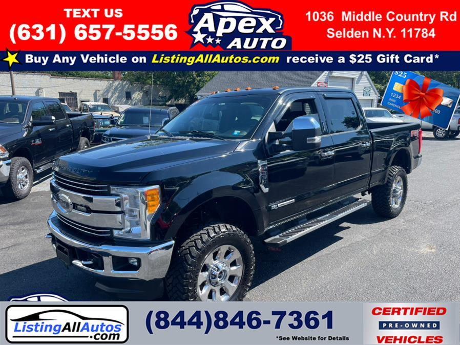 Used 2017 Ford Super Duty F-350 SRW in Patchogue, New York | www.ListingAllAutos.com. Patchogue, New York