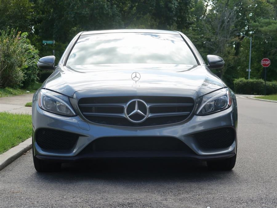Used Mercedes-benz C-class C 300 2017   Auto Expo Ent Inc.. Great Neck, New York