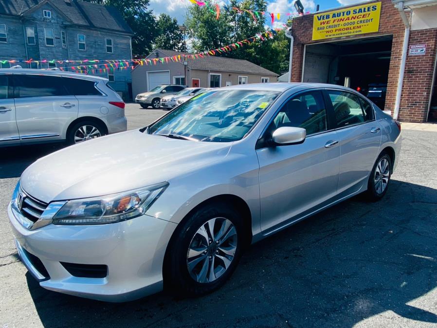 Used Honda Accord Sdn LX 2013   VEB Auto Sales. Hartford, Connecticut