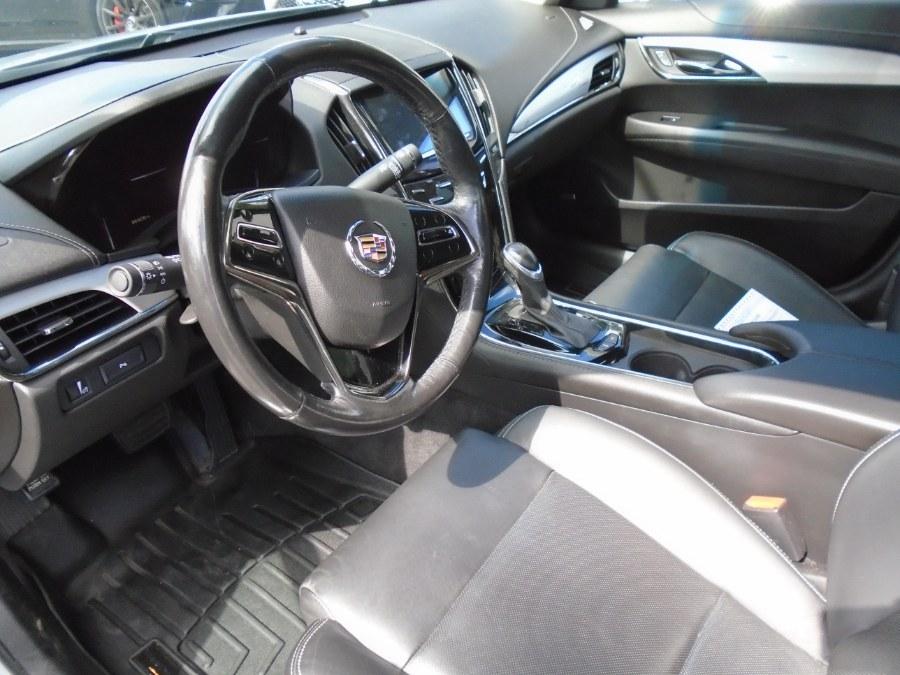 Used Cadillac ATS 4dr Sdn 3.6L Luxury AWD 2013   Jim Juliani Motors. Waterbury, Connecticut