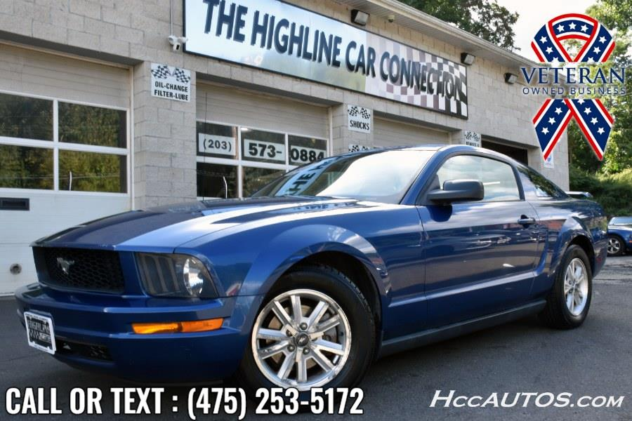 Used 2006 Ford Mustang in Waterbury, Connecticut | Highline Car Connection. Waterbury, Connecticut
