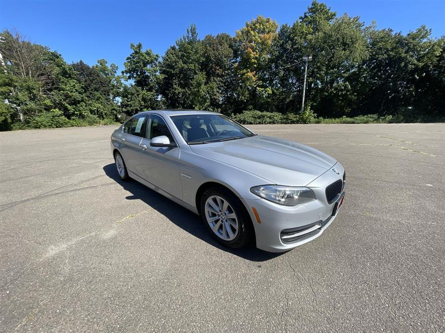 Used 2014 BMW 5 Series in Stratford, Connecticut | Wiz Leasing Inc. Stratford, Connecticut