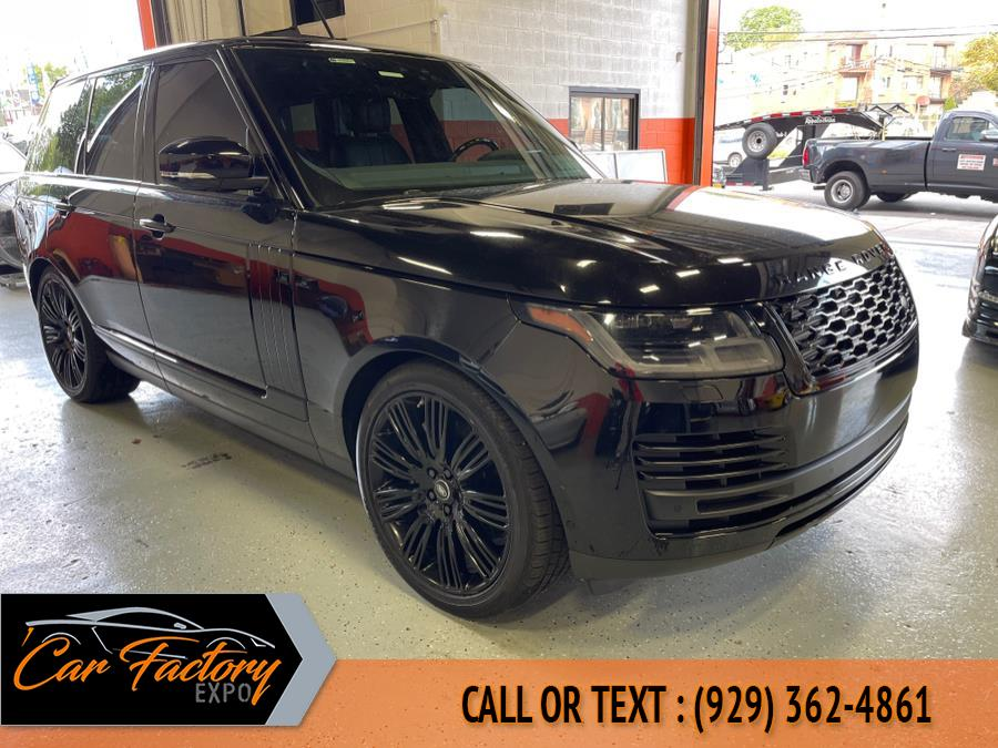 Used Land Rover Range Rover V6 Supercharged HSE SWB 2018 | Car Factory Inc.. Bronx, New York