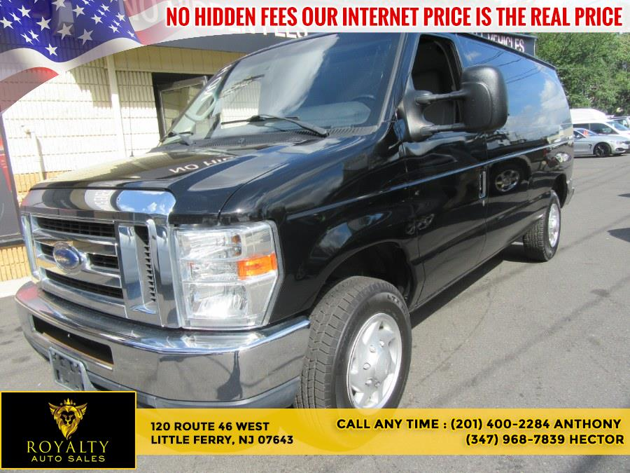 Used Ford Econoline Cargo Van E-150 Commercial 2014   Royalty Auto Sales. Little Ferry, New Jersey