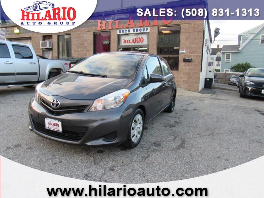 Used Toyota Yaris LE 2013 | Hilario's Auto Sales Inc.. Worcester, Massachusetts