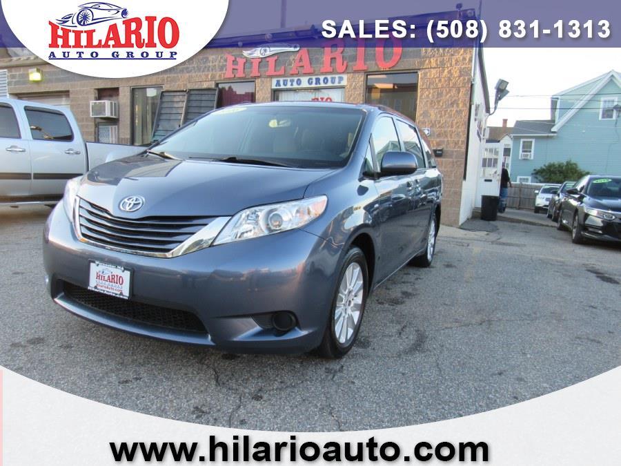 Used Toyota Sienna LE 2016   Hilario's Auto Sales Inc.. Worcester, Massachusetts
