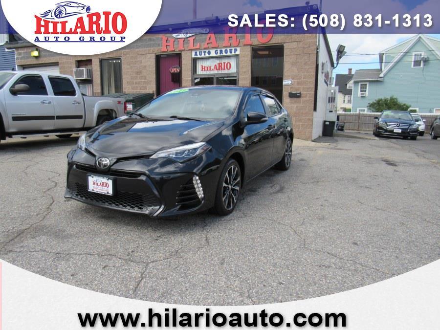 Used Toyota Corolla SE 2017   Hilario's Auto Sales Inc.. Worcester, Massachusetts