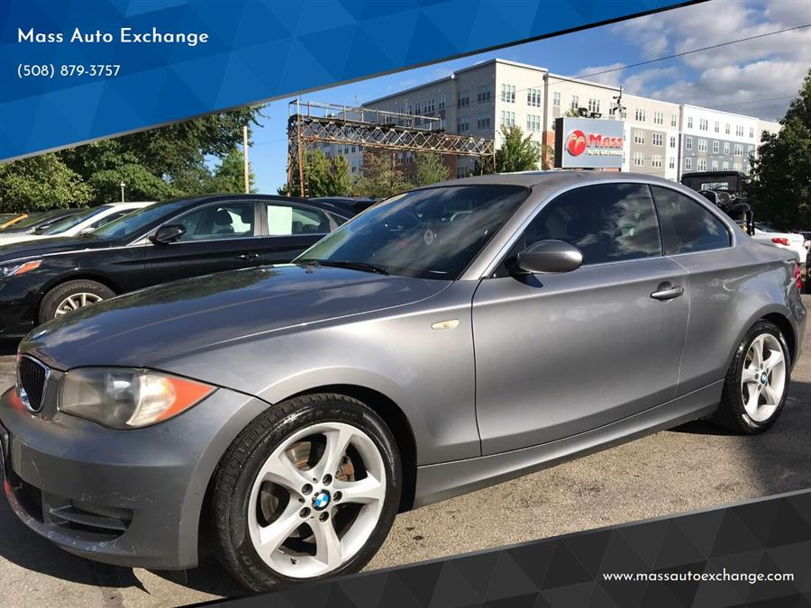 Used BMW 1 Series 128i 2dr Coupe SULEV 2009   Mass Auto Exchange. Framingham, Massachusetts