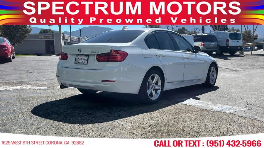 Used BMW 3 Series 4dr Sdn 320i RWD 2015 | Spectrum Motors. Corona, California