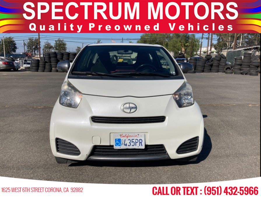 Used 2013 Scion iQ in Corona, California | Spectrum Motors. Corona, California